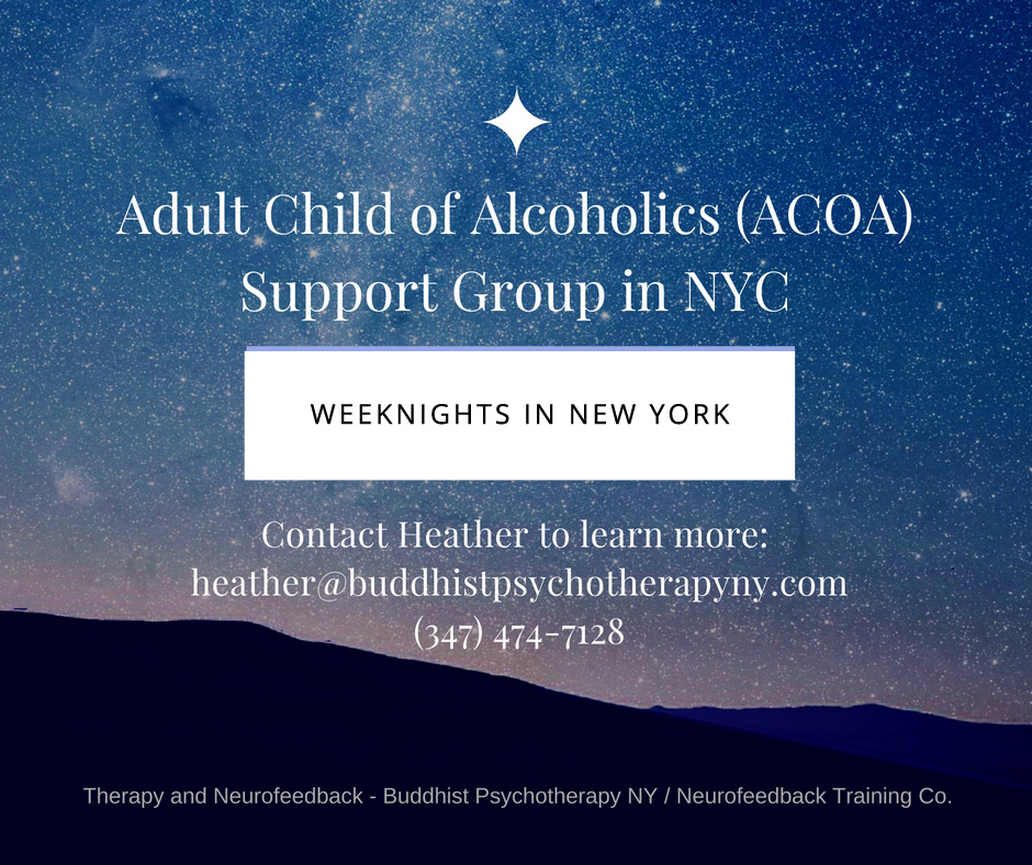 NYC ACOA Therapy Group