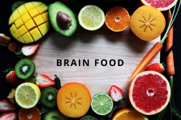 brain food - healthy food to boost brain function